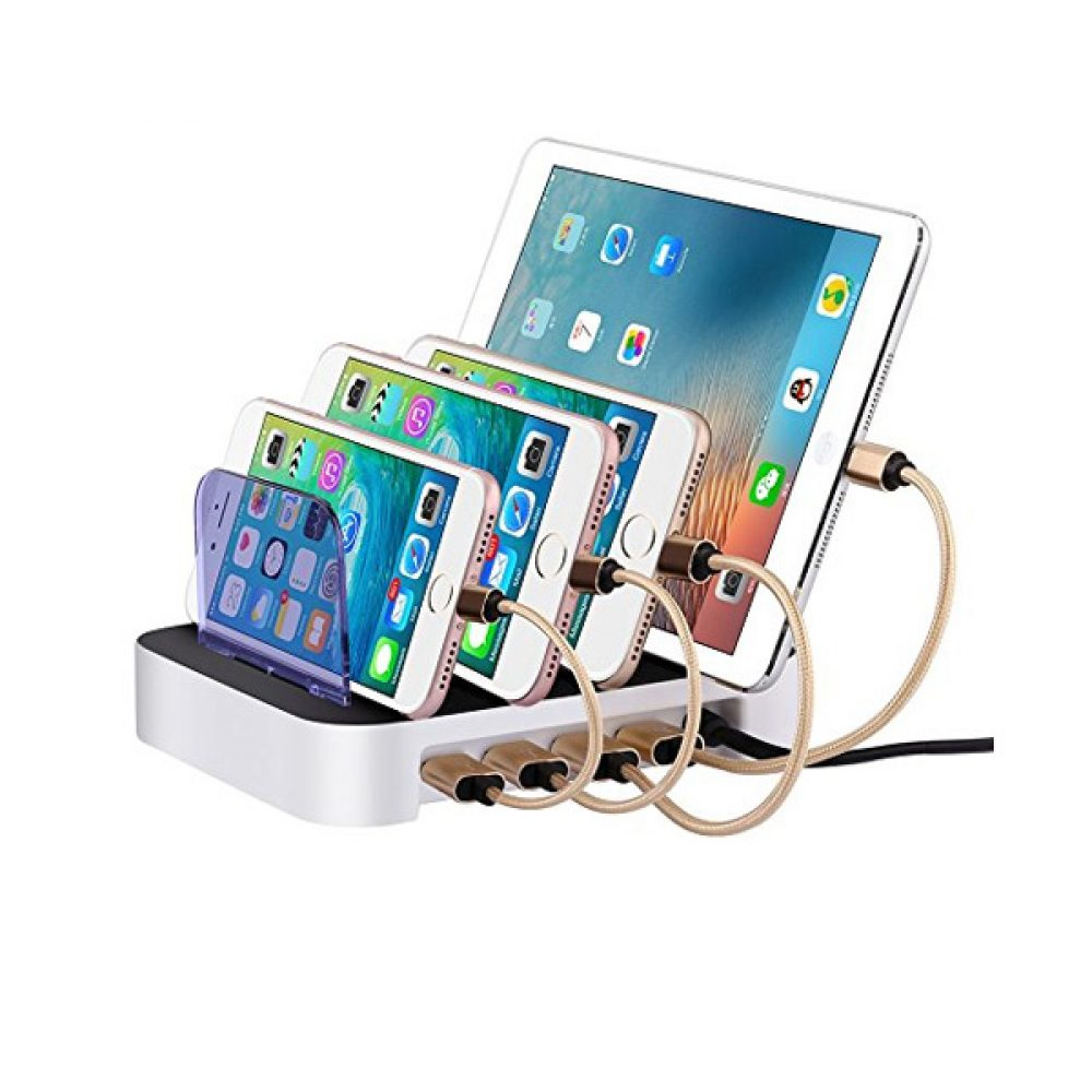 USB Electronics Charging Station ...